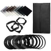 Wholesale 20in1 Universal Neutral Density ND Filter Kit for Cokin P Set SLR DSLR Camera Lens Camera Photo Accessories