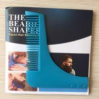 Wholesale Men gift Beard Bro Beard Shaping Tool for Perfect Lines and Symmetry PRO SHAVING BEARD