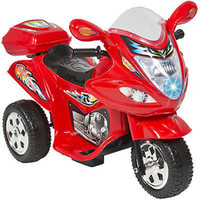 3 wheel motorcycle - Kids Ride On Motorcycle V Toy Battery Powered Electric Wheel Power Bicyle
