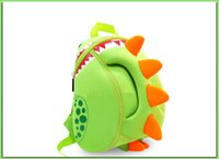 Wholesale Kids Backpack Toddler Backpacks Children Schoolbags Dinosaur Animal cm Gift For Toddlers and Children years old Boys Girls