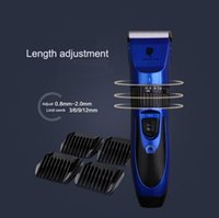 Wholesale New arrival home use hair trimmer men s hair cutter baby hair cutter household barber tool adult hair clipper