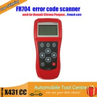 auto transmission tools - Multi Functional FR704 obd2 code scanner FR704 OBDII Scan Tool auto diagnostic tool work for Reads Engine airbag A T Transmission
