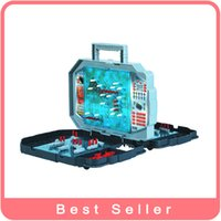 battle chess - Fashion Toy Sea Battle Belt Folding Board Game Play Toy Chess Toy D Slide Puzzle Preschool gift toy