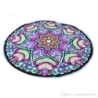 Wholesale Indian Mandala Tapestry Summer Beach Towel Hippie Picnic Blanket Yoga Throw Mat