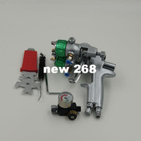 automatic painting machine - SAT1189 wall painting ningbo two double nozzle spray gun airless automatic spray chrome plating machine