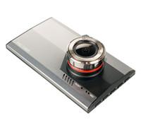 Nueva caliente mini dashcam coche DVR videocámara Full HD Dash Cámaras Grabadora G-sensor de aparcamiento DVRs video 1080p de coches Negro Caja Buena calidad de la venta caliente