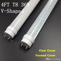 active energy - ACTIVE FT T8 G13 V Shaped W V LED fluorescent tube light lm mm feet ft tubes warm cold white Hot GOOD PRICE
