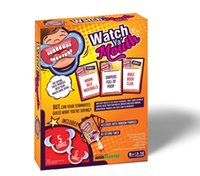 Wholesale Party Game Board Game Watch Ya Mouth Game cards mouthopeners Family Edition Hilarious Mouth Guard Card Games Christmas Gift