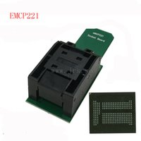 Wholesale EMCP to SD Test Block BGA Writer Write Block Phone Cell Read the data IC Programmer