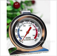 Wholesale Oven Thermometer Stainless Steel Pointer Type Can Be Used Directly Into The Ovens Degree Direct Deal yd