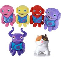 alien stuffed toy - Home Cartoon Movie Crazy Alien Plush Toy Lovely Cute Stuffed Doll Toys Gift For Children Kids