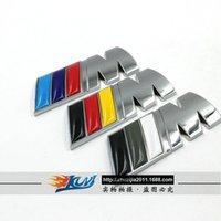 Wholesale OEM for BMW BMW M M D power car stereo metal logo BMW M dynamic logo