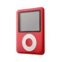 Vente en gros 2017 Top Slim MP3 8 Go 1,8 pouces LCD Media Video Game Movie Radio FM 3e Génération Musique MP3 Player Qualité Jan6