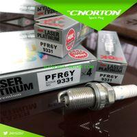 Wholesale 4X HOT Sales NGK Laser Platinum Original Spark Plug PFR6Y Made In Japan FOR MG Roewe Joyear