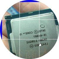 achat en gros de ordinateurs de processeur quad-Intel i5 6500 pièce en vrac de processeur quadri-cœur carte mère hôte ordinateur de bureau Processeur processeur 1151 aiguille