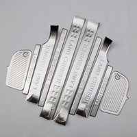 Wholesale High Quality Stainless Stee Welcome Pedal For Toyota Land Cruiser Accessories