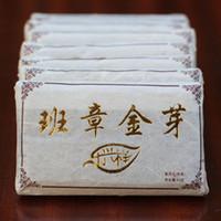 al por mayor puerh madura-Alta calidad china madura Puerh té ladrillos 50g Shu Puer Yunnan Puer té tipo té Premium Puerh