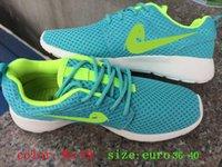 Wholesale Women Casual Shoes Sport Mesh Trainers Breathable Walking roshe run Shoe Soft Light Tenis Feminino Zapatos Homre Basket