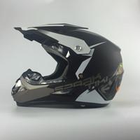 Wholesale The new style Motorcycle Helmets autocycle helmet racing helmets knight off road helmets bike helmets windproof full face y