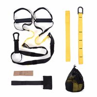 Wholesale 1 Set New Military Grade Suspension Strap System Home Kit and Pro Kit Body Keeping Fit Trainer