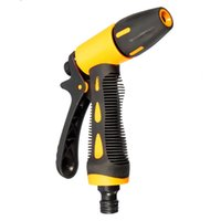 auto hose pipe - Outdoor Garden Floor Car Auto Water Hose Nozzle Trigger Spray Gun Washing Tool Inch Male Portable Water Pipe Sprayer