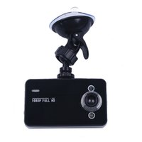 Wholesale Car DVR K6000 Mega inch P Full HD LED Night Recorder Dashboard Vision Veicular Camera dash cams Carcam video Registrator Car DVRs