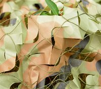 backpacking photography - 3 M four colors Camouflage net Camo Blinds Net Cover For Army Military Hunting Camping Military Photography Birdwatching
