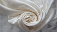 Wholesale 100 SILK SATIN CHARMEUSE IVORY MM CM BEST QUALITY CHINESE SILK FSBRICS IN COMPETITIVE PRICES PREDATEX SILK STRONGLY RECOMMENDED ITEM