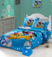 bedsheet designs - Cartoon Kids pc Bedding set Cotton Children Fashion Cartoon Designs Duvet Cover Bedsheet Pillowcase