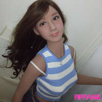 Wholesale China Factory cm Solid Skeleton Sex Doll for Adults Lifelike Love Doll Anal Vagina Oral Sex real asian sex doll