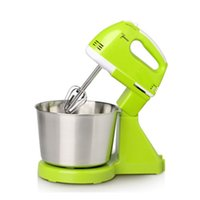 Wholesale Hot V Speed Electric Stand Mixer Hand Countertop Kitchen Homemade Cakes Muffins