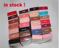 Wholesale New Stocking colors kylie jenner lip kit makeup matte lipgloss lip gloss sets Velvetine Liquid Lipstick in Red Velvet Make Up