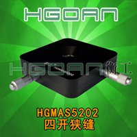 Wholesale Optical Slit Four Directional Adjustable to give the line light source that you need HGOAN Beijing