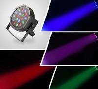 Wholesale 18 Zhupa lights show full color LED light bar light KTV laser light console light