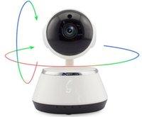 achat en gros de caméra de sécurité wifi zoom-Sécurité WIFI CCTV 1080P audio sans fil wifi ip caméra 20X zoom auto suivi ptz IP caméra IR sans fil extérieur CPE / AP