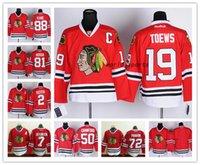 Wholesale Cheap hockey jerseys Chicago Blackhawks Jersey Duncan Keith Jonathan Toews Serbaook Crawford Shaw Panarin Kane Hossa
