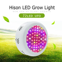 90w led ufo plant light achat en gros de-216W Led Grow Light UFO 72LED Lampe UV IR Grow Tent Lighting For Flower Plant
