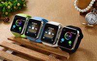 android electronic - 2017 Bluetooth Smart Watch Android Clock Electronic Smartwatch For Apple Watch Smartphone smart watch PK GT08 DZ09 U8 A1