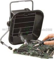 Wholesale 220v W HAKKO Smoking Device Solder Smoke Machine Soldering Iron Instrument Exhaust Fan Filters MYY