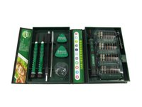 Wholesale 38 IN Screwdrivers Set S2 Alloy Steel material For Cell phone i Phone notebook repair