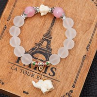 Wholesale Valentine s Day present European and American style fashion bracelet small animal element bracelet crystal bracelet