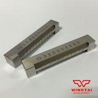 astm standard steel - GB T and ASTM D Standard Stainless Steel um Sagging Tester Paint flow meter BGD
