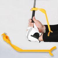 beginner golf swing - Hot Sale Golf Swing Trainer Beginner Gesture Alignment Tool Practice Training Guide Aid Golf Accessories MD0156