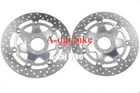 Wholesale Front Brake Disc Rotors For Honda Goldwing1800 GL1800