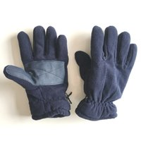 adult ski camps - New Arrive Cheap Plus Cotton Thicken Fleece Gloves Adult Autumn And Winter Outdoor Cold Warm Riding Ski Gloves