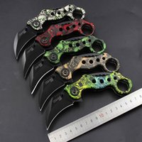 Acheter Jeux de la jungle-Outdoor GS Counter Strike Karambit Scorpion Claw Knife Gaine Ensemble de chasse Field Hiking Camping Jungle Wild Survival Knife