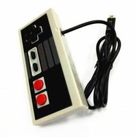 Wholesale 1 M Newest style NES controller Console Game controller gamepad joystick for Nintendo nes classic mini NES