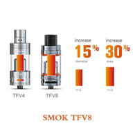 Replaceable baby products buy - new products smok TFV8 tfv8 baby which perfect with Original Topbox mini Mod bulk buy from china