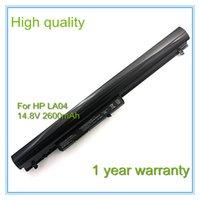 Wholesale Laptop Battery for B003TX B004TX15 B119TX batteries LA04 HSTNN YB5M