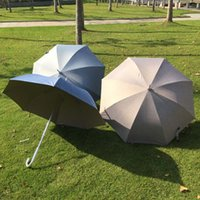 adult slides - New Fashionable long straight umbrellas Aluminum alloy umbrella Sunny and rainy supplies colors available Drop shipping